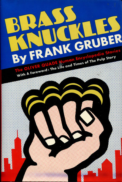 Brass Knuckles by  Frank Gruber