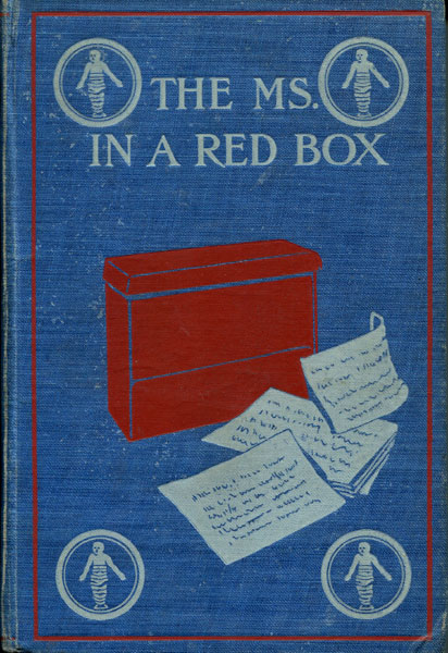 The Ms. In A Red Box . [John Arthur Hamilton]. [Anonymous]