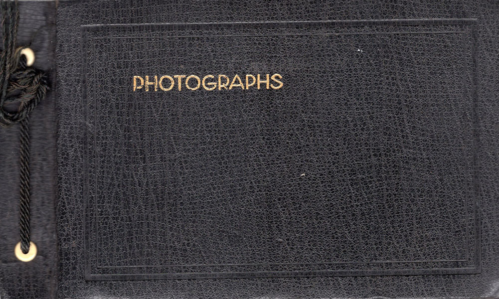 Photograph Album Of Travel To California, Colorado, Arizona, Idaho, Wyoming & Illinois by Anonymous