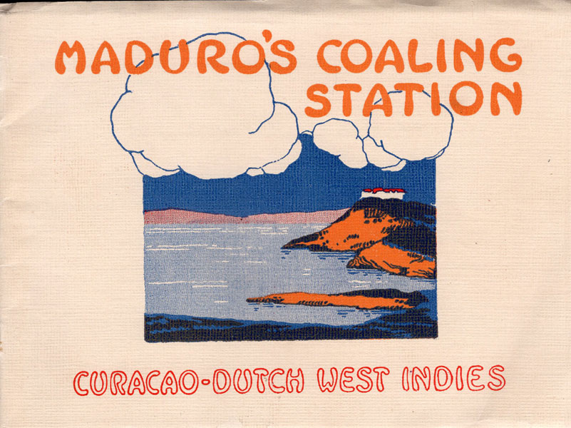 S. E. L. Maduro & Sons' Coaling Station At Curacao, Dutch West Indies by S. E. L. Maduro & Sons