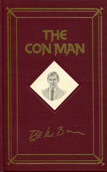 The Con Man. by Ed. Mcbain