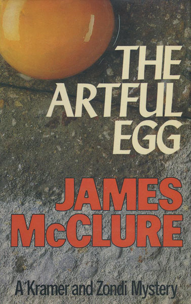 The Artful Egg. by  James Mcclure