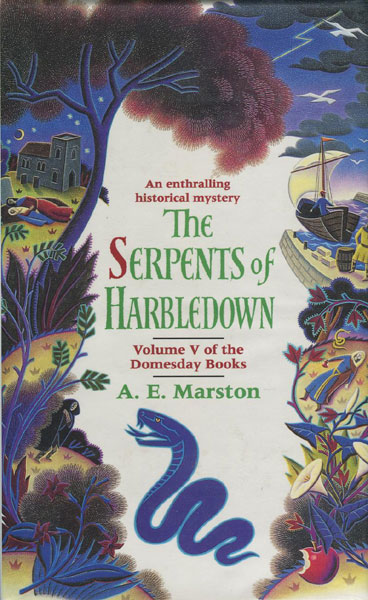 The Serpents Of Harbledown. by  A.E. Marston