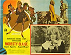 Modesty Blaise Lobby Card