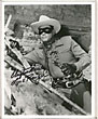 "8"" X 10"" Photograph Of The Lone Ranger.  by  Clayton. Moore"