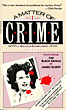 A Matter Of Crime [Volume 1]. by  Matthew J. & Richard Layman Bruccoli