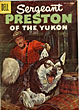 Sergeant Preston Of The Yukon. Vol. 1, No. 17, Nov.-Jan., 1956.
