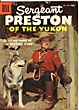 Sergeant Preston Of The Yukon. Vol. 1, No. 22, Feb.-Apr., 1957.