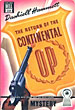 The Return Of The Continental Op. by Dashiell. Hammett
