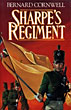 Sharpe's Regiment. Richard Sharpe And The Invasion Of France, June To November 1813 by  Bernard. Cornwell