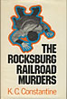 The Rocksburg Railroad Murders.