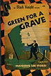 Green For A Grave. by  Manning Lee. Stokes