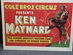 Cole Bros. Circus Presents …