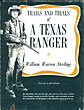 Trails And Trials Of A Texas Ranger by  William Warren Sterling
