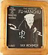 Dust Jacket Cover Art. The Hand Of Fu-Manchu. by  Sax Rohmer