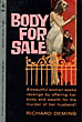 Body For Sale. by Richard Deming
