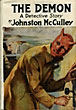 The Demon. A Detective Story by  Johnston Mcculley