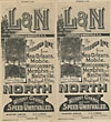 L&N, The Through Line From New Orleans, Mobile, Montgomery, Memphis And Nashville. To Principal Cities Of The North Louisville & Nashville Railroad