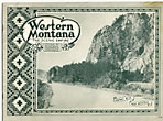 "Western Montana. ""The Scenic Empire."" Missoula Chamber Of Commerce"