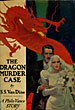 The Dragon Murder Case. by  S. S. Van Dine