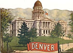 Denver. The Queen City Of The Plains National Education Association