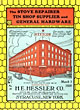 H.E. Hessler Co. The Stove Repairer-Tin Shop Supplier And General Hardware. We Cater To The Millionaire's Taste At Poor Man's Prices. A Low Price And High Value Is What We Offer. Our Motto-Not How Cheap But How Good. No Order Too Small-None Too Large For Us. Established Fifty Years. No. 30. March 1 1928 H.E. Hessler Co.
