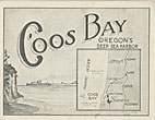 Coos Bay. Oregon's Deep Sea Harbor Marshfield Chamber Of Commerce