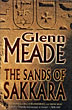 The Sands Of Sakkara. by  Glenn. Meade