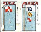 Alaska. Princess Line Passenger List Canadian Pacific Railway Co. B.C. Coast Steamship Service