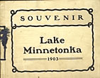 Lake Minnetonka. Sketch Of ...