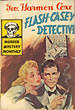 Flash Casey: Detective. by George Harmon. Coxe