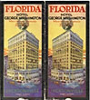 Florida Hotel George Washington Where Colonial Hospitality And Moderate Prices Prevail Jacksonville Motor Club And Information Bureau