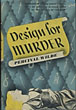 Design For Murder by  Percival Wilde