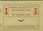 Concerning The Capital City Of Washington And The Shoreham Hotel The Shoreham Hotel, Washington, D.C.