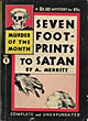 Seven Footprints To Satan by  A. Merritt