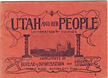 Utah And Her People. ...
