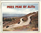 Pikes Peak By Auto Pikes Peak Auto Highway