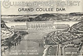 Columbia Basin Project. Grand Coulee Dam Department Of The Interior. Bureau Of Reclamation