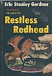 The Case Of The Restless Redhead by  Erle Stanley. Gardner