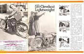 The Cleveland Lightweight Motorcycle by The Cleveland Motorcycle Manufacturing Company