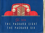 For 1938 The Packard ...