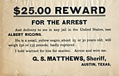 Wanted Broadside Issued By …