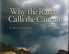 Why The Raven Calls The Canyon. Off The Grid In Big Bend Country by  E. Dan Klepper