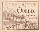 Souvenir Book Of Quebec, ...