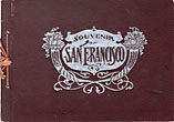 Souvenir Of San Francisco …