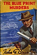 The Blue Print Murders. (A Detective-Inspector Mccarthy Yarn Of The Crisis Year) by John G. Brandon