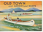 Old Town 1937 Canoes ...