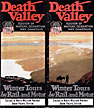Death Valley. Region Of Mystery, Desolation And Grandeur. Winter Tours By Rail And Motor Union Pacific System