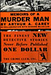 Memoirs Of A Murder Man  Arthur A. Carey [In Collaboration With Howard Mclellan]