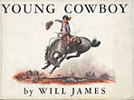 Young Cowboy by  Will James